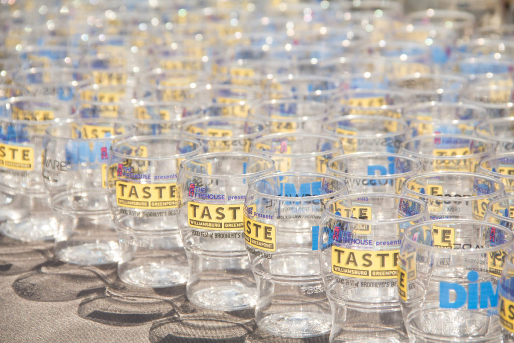 TASTE Cups - Farrah Chamseddine