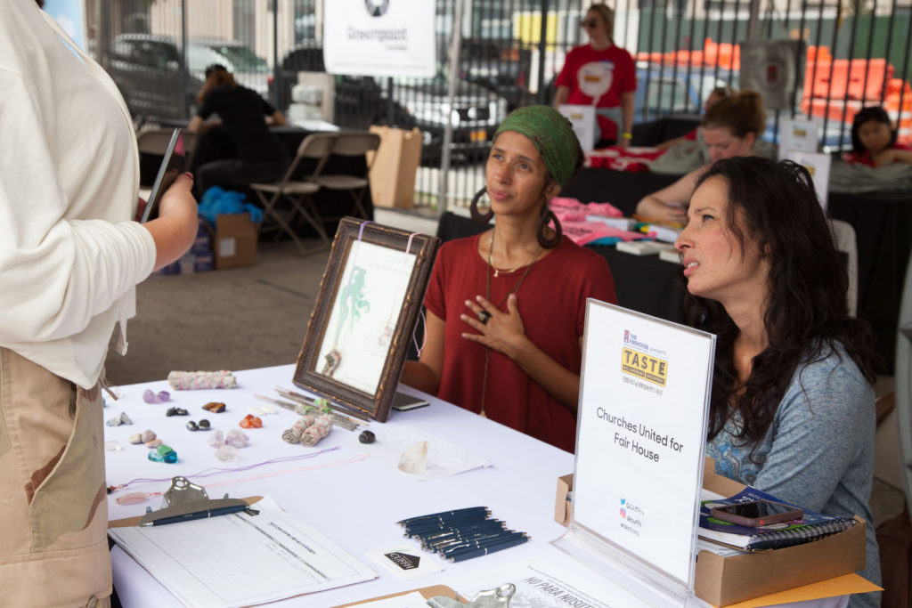 Community Partners - Photo by Jeff Harris