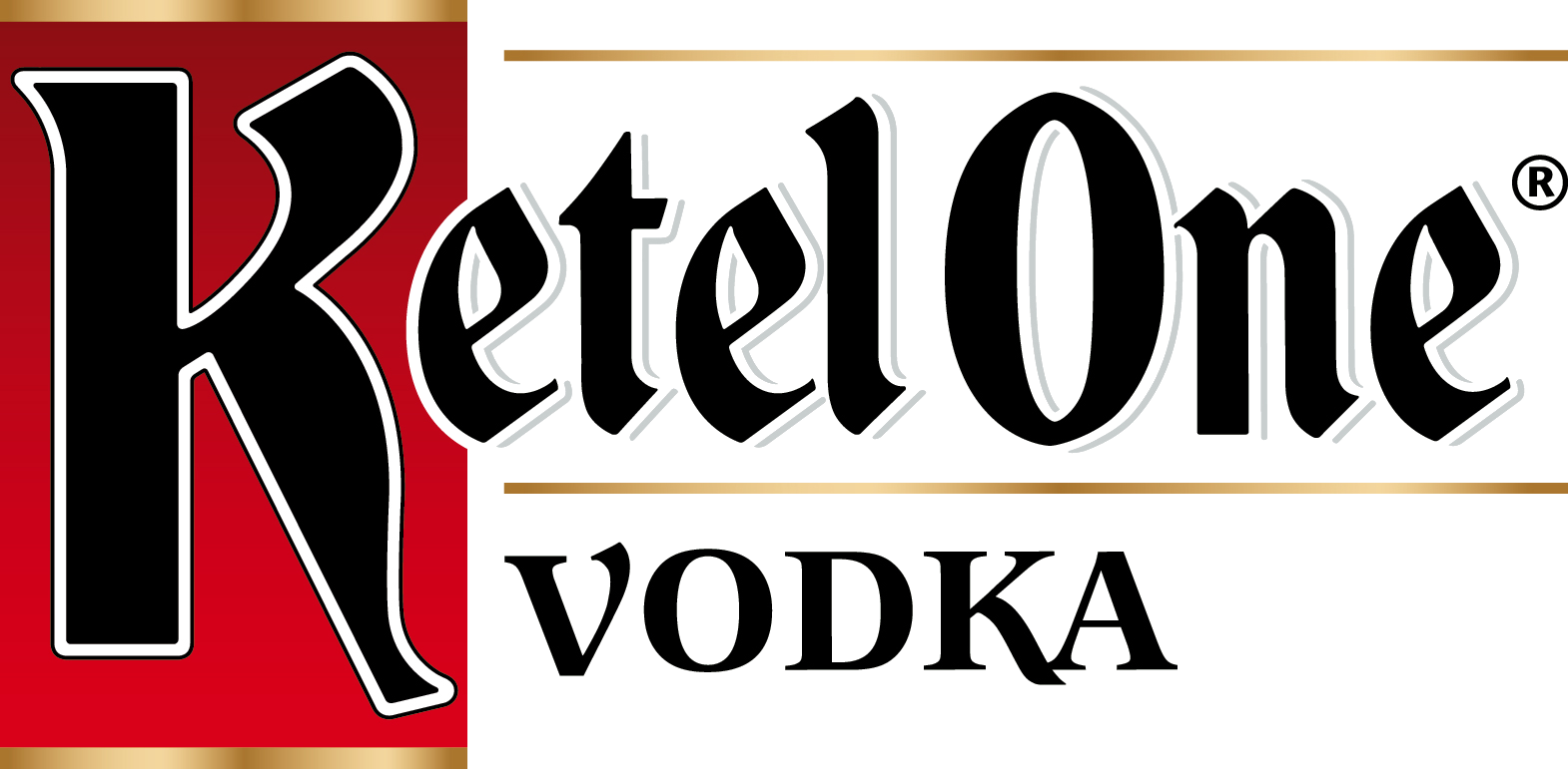 ketel One Logo Red