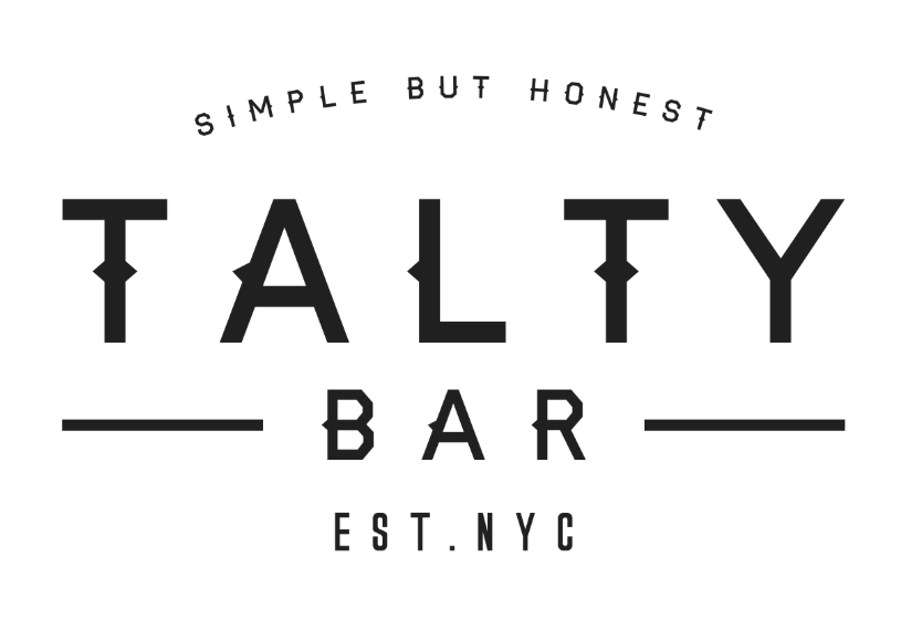 Talty Bar Logo Snipp